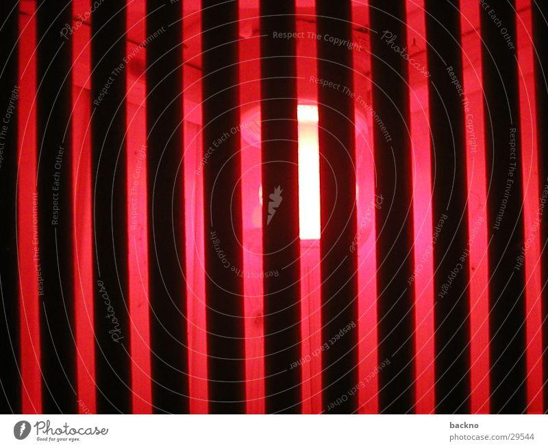Saunabeleuchtung rot Beleuchtung Lampe Freizeit & Hobby Gitter