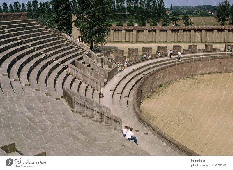 Kolosseum_1 Architektur Rom Kolosseum
