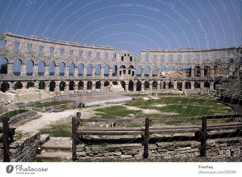 Kolosseum_2 Architektur Rom Italien