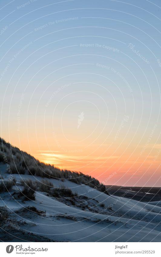 klirrend schön Umwelt Natur Landschaft Himmel Wolken Sonnenaufgang Sonnenuntergang Sonnenlicht Schönes Wetter Küste Strand entdecken hören wandern Unendlichkeit