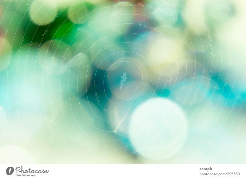 Bunt Farbe mehrfarbig spot Kreis erleuchten glänzend Lichterscheinung Lightshow Reflexion & Spiegelung gepunktet Hintergrundbild Tapete Punkt Verzerrung Kunst