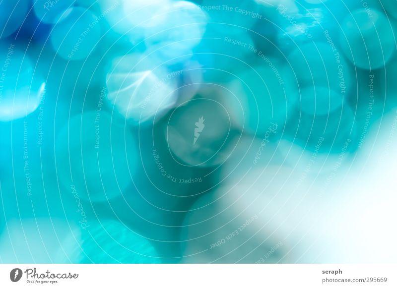 Türkis Farbe mehrfarbig spot Kreis erleuchten glänzend Spitze Punkt Licht Lichterscheinung Reflexion & Spiegelung light cones weich Hintergrundbild Tapete