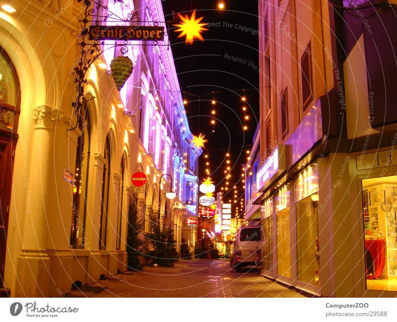 Oldenburg Baumgartenstrasse Weihnachten & Advent Stadt Architektur