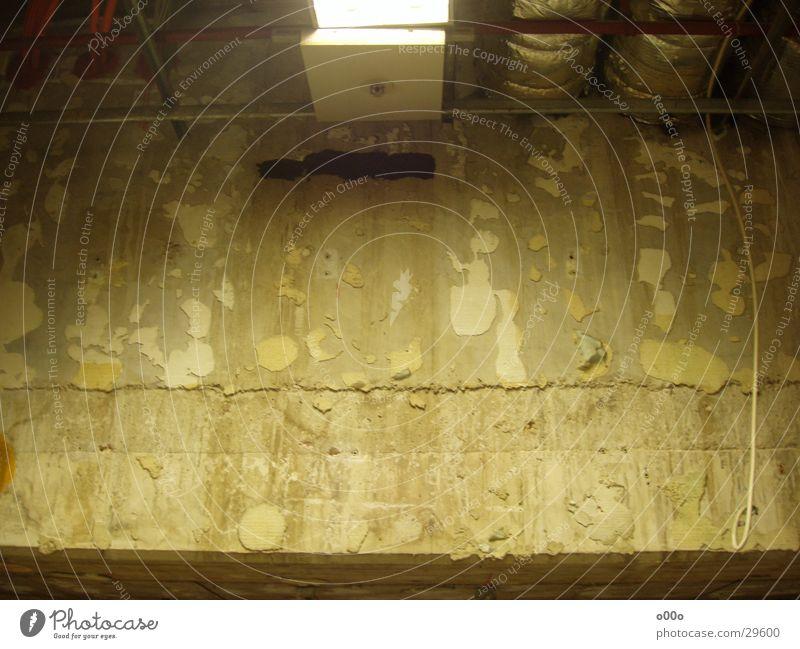 Wandstudie 1 Putz Strukturen & Formen Oberfläche Architektur abbröckeln rau