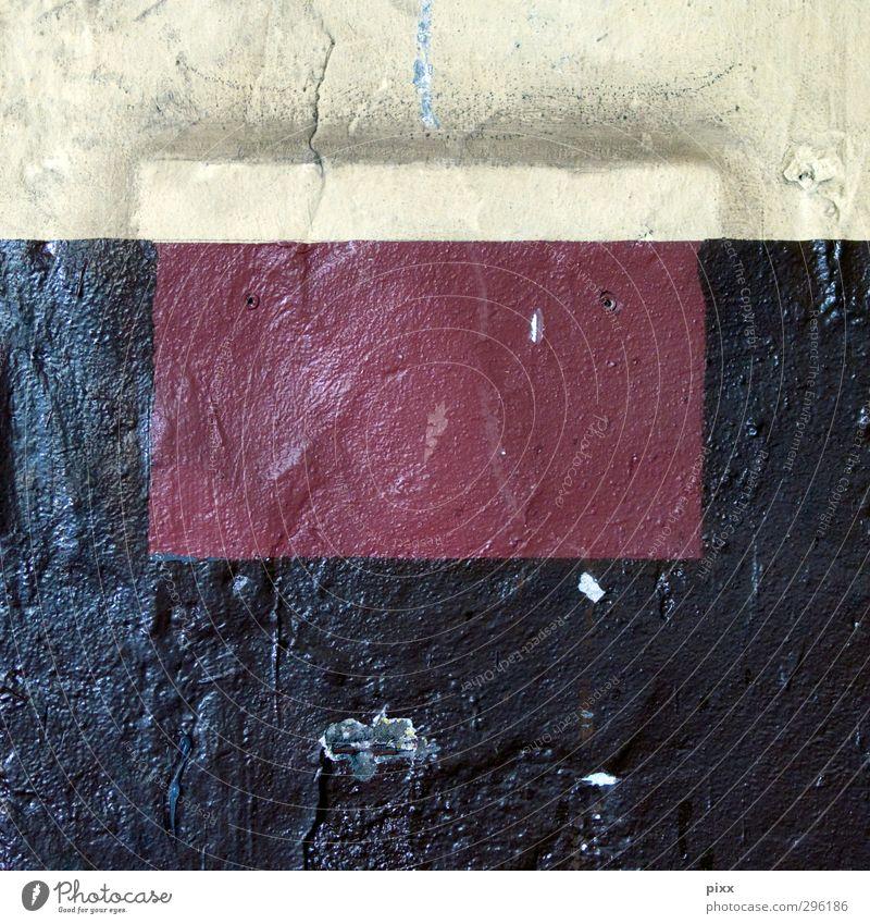 willst du übern rasen laufen … Renovieren Handwerker Arbeitsplatz Fabrik Menschenleer Industrieanlage Fassade Beton Schilder & Markierungen Hinweisschild