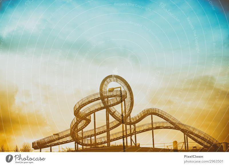 Tiger & Turtle Stil Ferien & Urlaub & Reisen Tourismus Ausflug Baustelle Kunst Skulptur Architektur Park Sehenswürdigkeit Wahrzeichen Denkmal außergewöhnlich