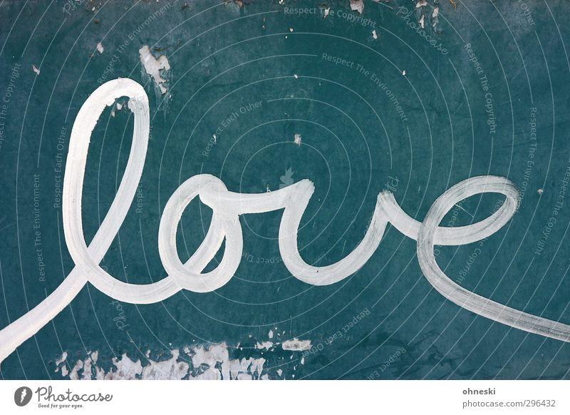 Schreibschrift Freude Liebe Graffiti Gefühle Stil Schriftzeichen Zeichen Romantik Vertrauen Leidenschaft Geborgenheit Treue