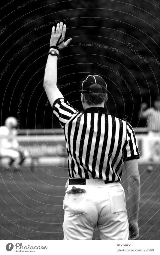Judge Richter American Football Sport Sportmannschaft Haftstrafe