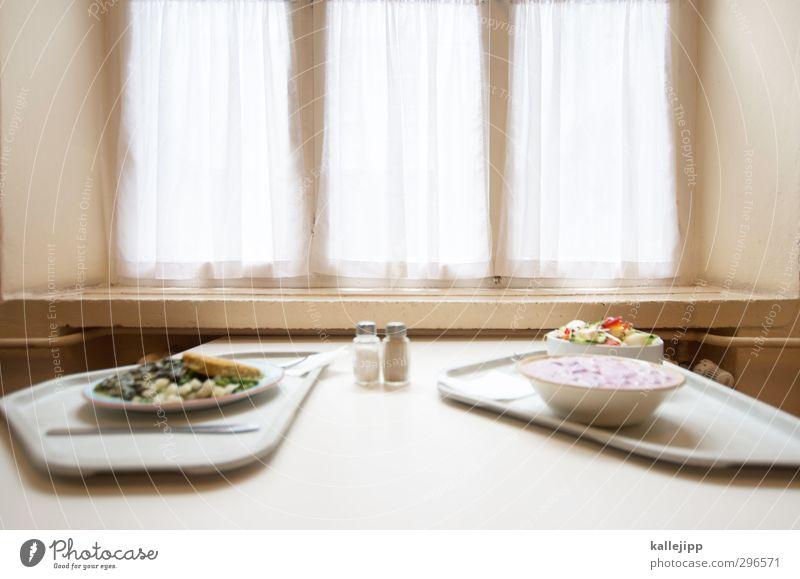 der mensatester Lebensmittel Gemüse Salat Salatbeilage Dessert Ernährung Mittagessen Bioprodukte Geschirr Teller Schalen & Schüsseln Besteck Messer Gabel Löffel