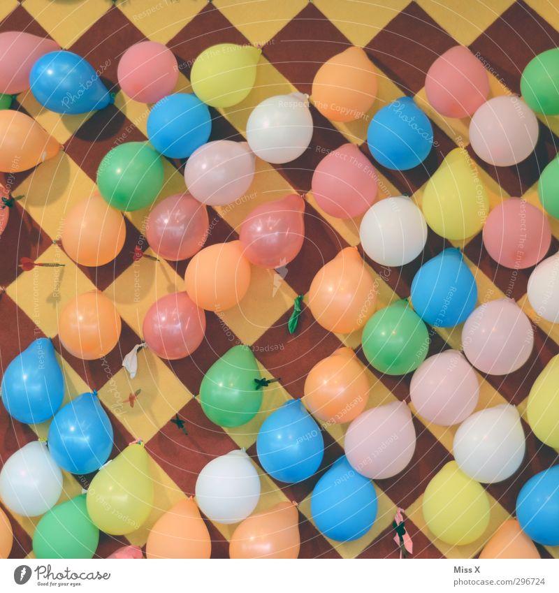 Rummel Rummel Rummel Feste & Feiern Jahrmarkt Erfolg Verlierer mehrfarbig Glück Trostpreis Gewinnspiel Buden u. Stände Schießbude Luftballon Darts Dartpfeil
