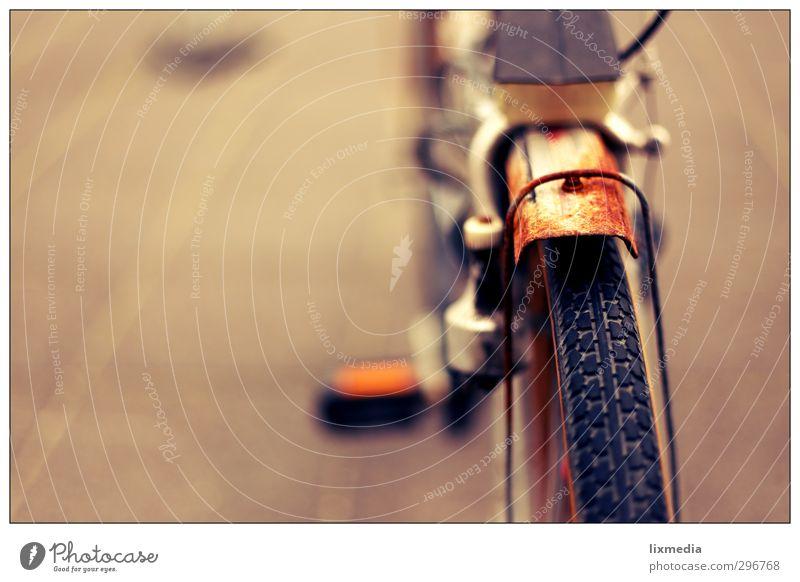 Rost-Rad I Ferien & Urlaub & Reisen alt Fahrrad Fahrradfahren