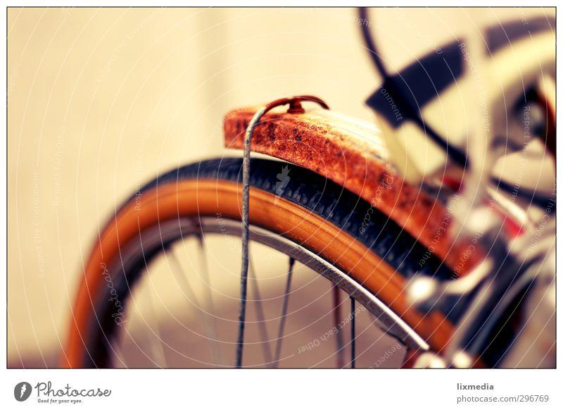 Rost-Rad II Ferien & Urlaub & Reisen alt braun Fahrrad Freizeit & Hobby