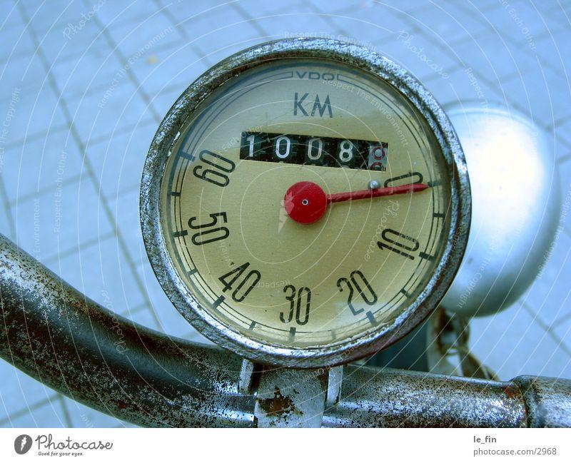 tacho alt Technik & Technologie Dinge Tachometer