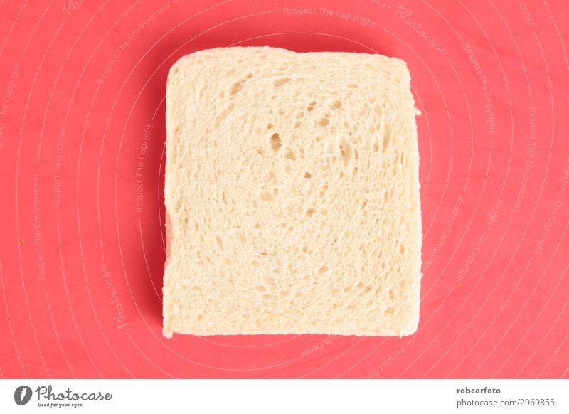 Brot ohne Teigwaren Backwaren Ernährung Essen Frühstück Diät frisch lecker natürlich braun weiß Hintergrund Lebensmittel Gesundheit vereinzelt Feinschmecker