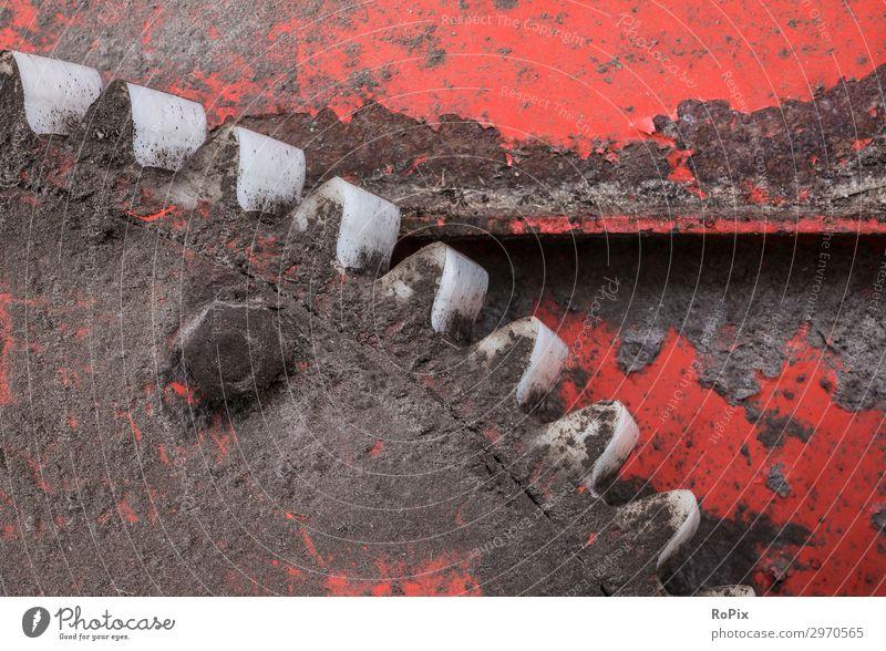 Kunststoffgetriebe einer Landmaschine. Stil Basteln Wissenschaften Arbeit & Erwerbstätigkeit Beruf Arbeitsplatz Fabrik Wirtschaft Landwirtschaft Forstwirtschaft