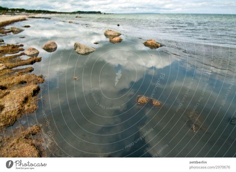 Ostseeküste Ferien & Urlaub & Reisen Insel Küste Mecklenburg-Vorpommern Meer mönchgut Natur Ostseeinsel Reisefotografie Rügen Sand Sandstrand Strand Tourismus