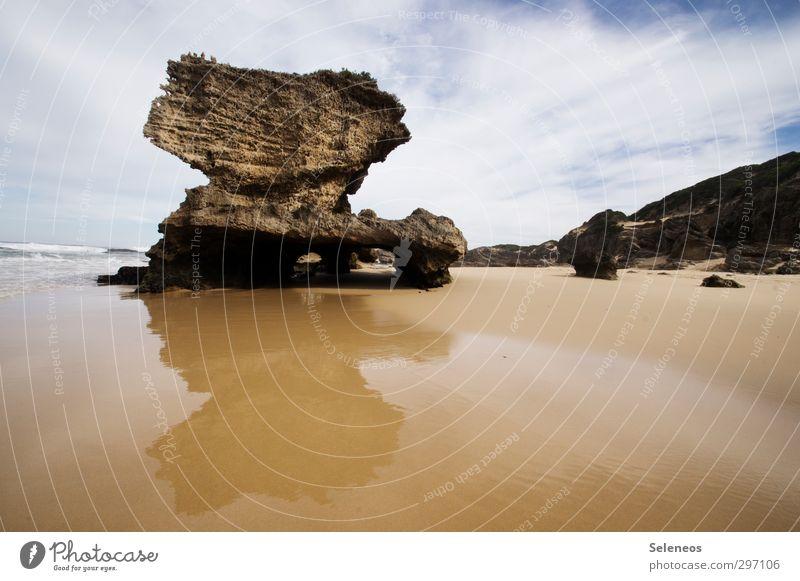 Rockstar Himmel Natur Ferien & Urlaub & Reisen Meer Landschaft Wolken Strand Umwelt Küste natürlich Felsen Tourismus nass Ausflug Bucht Südafrika