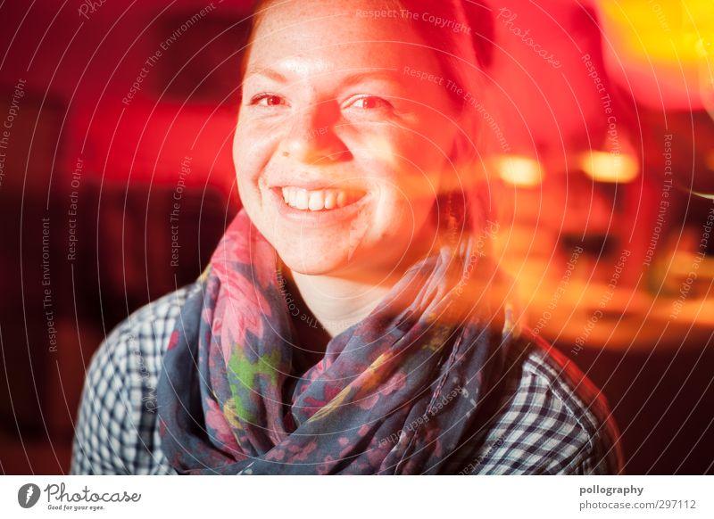partytime Mensch Frau Jugendliche Freude Junge Frau Erwachsene feminin Gefühle 18-30 Jahre Glück Feste & Feiern Party Zufriedenheit Fröhlichkeit Lebensfreude