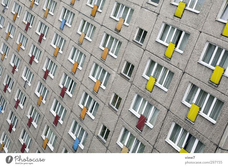 #297155 alt Einsamkeit Haus Fenster Wand Mauer Fassade Arbeit & Erwerbstätigkeit Wohnung Büro Häusliches Leben Wachstum Tür Hochhaus Perspektive Zukunft