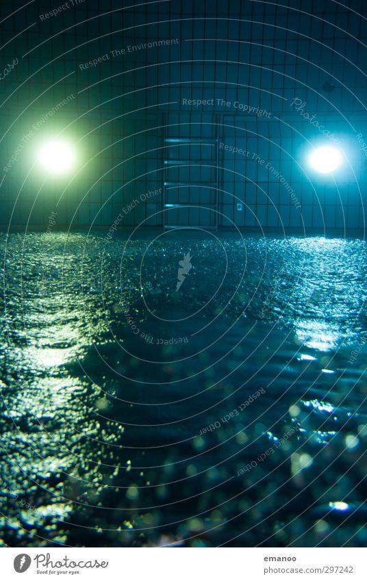waterworld Wasser Erholung dunkel kalt Sport oben Schwimmen & Baden Lampe Luft Angst Erfolg nass Schwimmbad Wellness tauchen Fliesen u. Kacheln