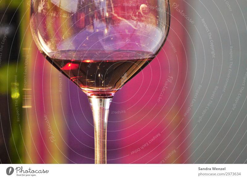 Zum Wohl .... Lebensmittel Ernährung Getränk Alkohol Wein Glas elegant Gesundheit Gesunde Ernährung trinken Feste & Feiern Hochzeit Geburtstag genießen Duft rot