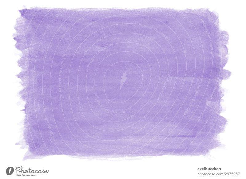 lila Aquarell Hintergrund handgemalt Hintergrundbild Kunst Design Freizeit & Hobby malen violett Wasserfarbe Tusche Pinselstrich