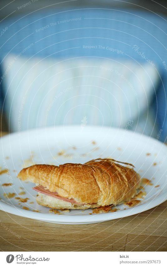 Da hab ich mir soviel Mühe gegeben gelb Essen liegen Lebensmittel Wohnung gold Häusliches Leben Lifestyle frisch Ernährung Tisch Küche lecker Übergewicht Paris
