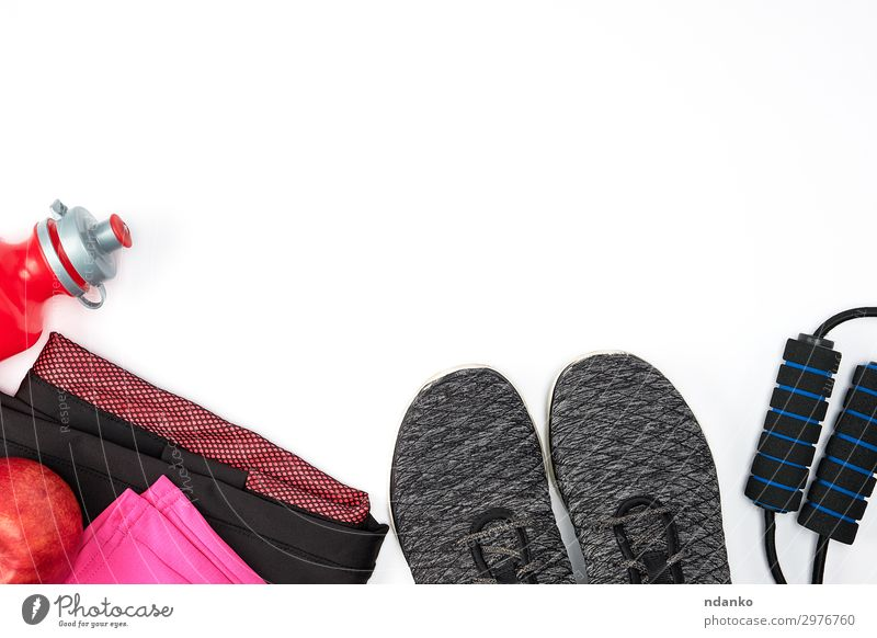 Damen-Sportbekleidung für den aktiven Sport Flasche Lifestyle Fitness Sport-Training Yoga Frau Erwachsene Mode Bekleidung Accessoire Schuhe Turnschuh modern