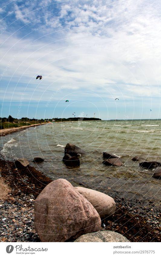 Mönchgut Ferien & Urlaub & Reisen Insel Küste Mecklenburg-Vorpommern Meer mönchgut Natur Ostsee Ostseeinsel Reisefotografie Rügen Sand Sandstrand Strand
