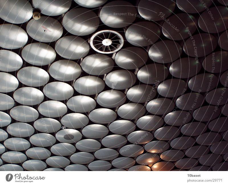 honeycombes Architektur Deutschland Flughafen Decke Hannover Bienenwaben Abflughalle Belüftung