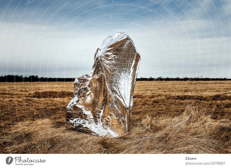 THE OTHERS Technik & Technologie Fortschritt Zukunft High-Tech Skulptur stehen außergewöhnlich gruselig modern bizarr Endzeitstimmung innovativ Surrealismus