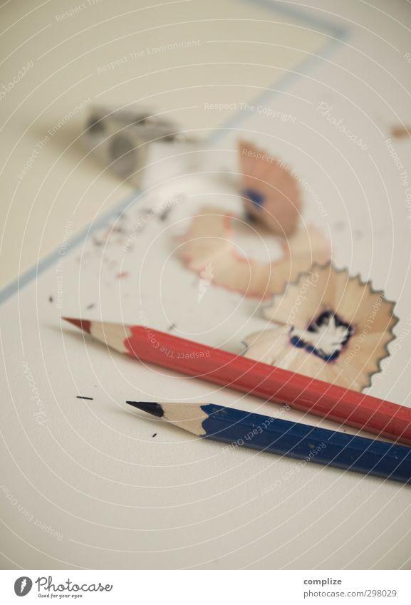 Die sind Spitz! Kind Jugendliche Holz Arbeit & Erwerbstätigkeit Kindheit Spitze Tisch lernen Studium Sauberkeit Papier Kreativität malen Bildung Beruf Student