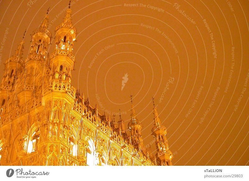 kathedrale Belgien Gotteshäuser Kathedrale orange Looven bei Brüssel Religion & Glaube