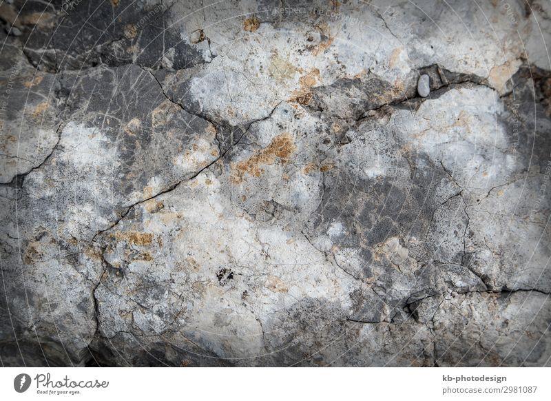 Dark textured stone surface Natur Mauer Wand alt Stone stones Stone structure Structure Underground Hintergrundbild free space Texture Surface rough old