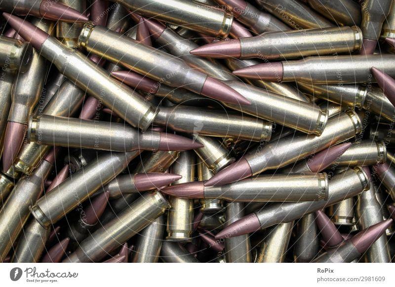 308 Winchester Armeemunition. Stil Design Abenteuer Sport Kampfsport Jäger Jagd Schooting Industrie Technik & Technologie Wissenschaften Waffe Schußwaffen