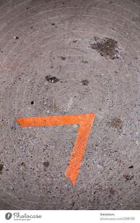 ut köln | ehrenfeld | richtungsweisend. Bewegung Wege & Pfade grau Feste & Feiern gehen orange Park Kraft dreckig Erfolg Verkehr Schilder & Markierungen