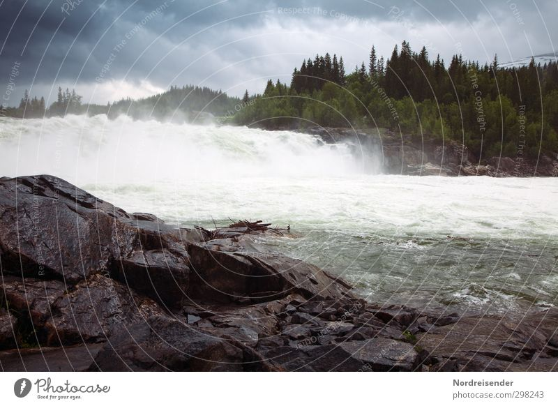 Laut.... Leben Sinnesorgane Angeln Ferien & Urlaub & Reisen Abenteuer Ferne Freiheit Natur Landschaft Urelemente Wasser Gewitterwolken Klima schlechtes Wetter