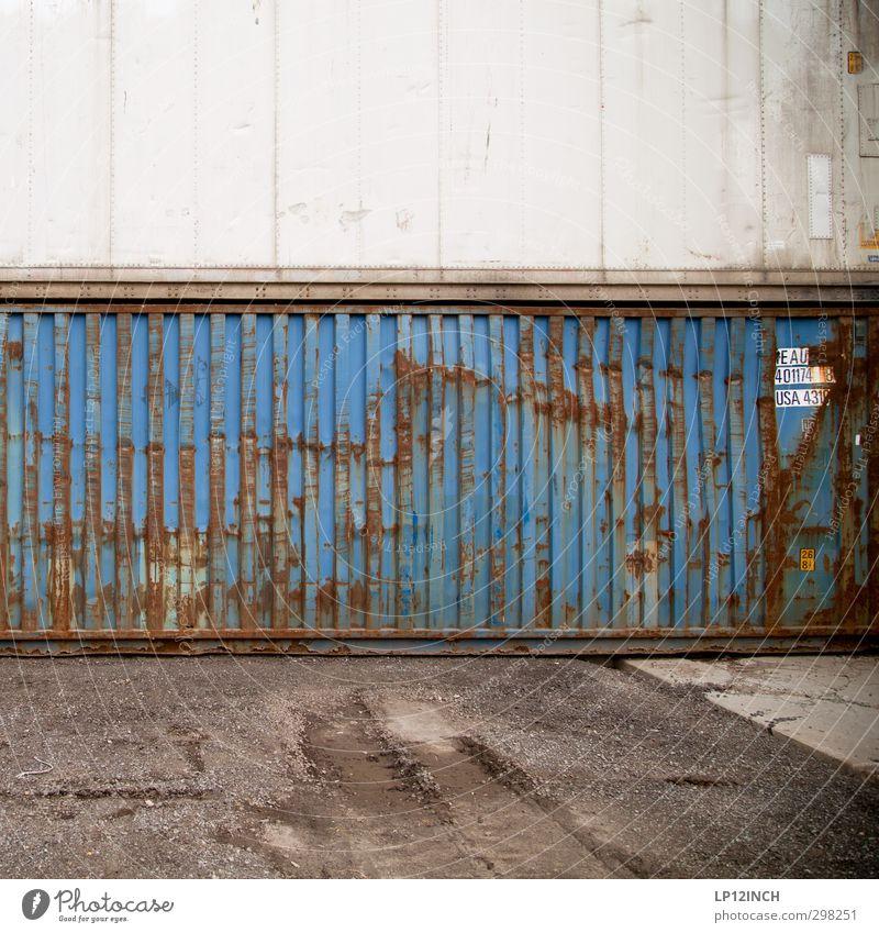 WILHELMSBURG   ANSICHTSSACHE alt Bewegung Arbeit & Erwerbstätigkeit dreckig Bodenbelag Vergänglichkeit Baustelle Industrie Güterverkehr & Logistik Hafen Verfall Rost Handel Container Handwerker Arbeitsplatz