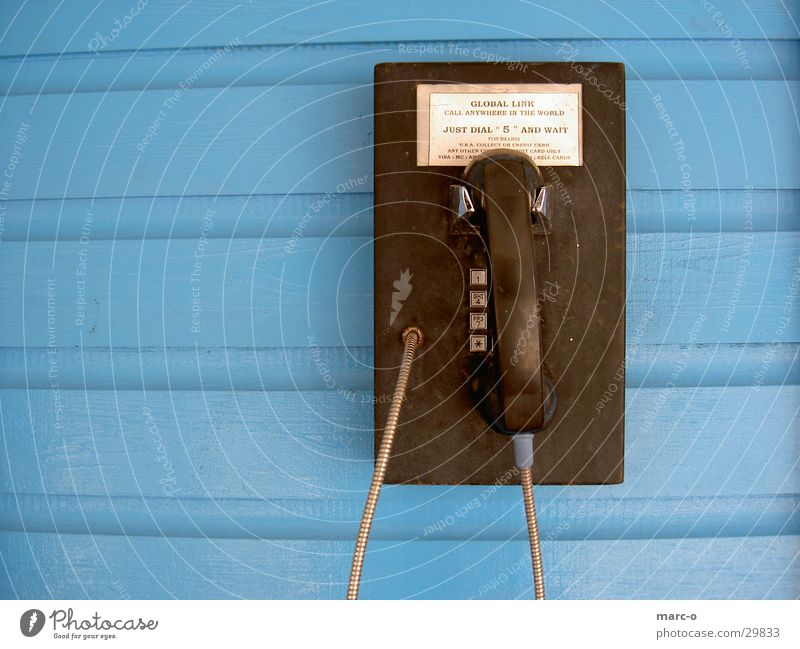 telefon Telefon Kabel Telekommunikation Publikum