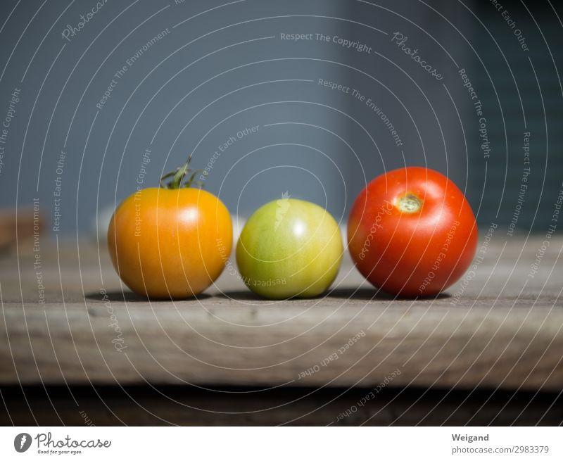 500 Lebensmittel Gemüse Ernährung Mittagessen Slowfood Pflanze Netzwerk liegen Zusammensein gelb grün rot Ernte Herbst Sommer Bioprodukte Tomate kochen & garen