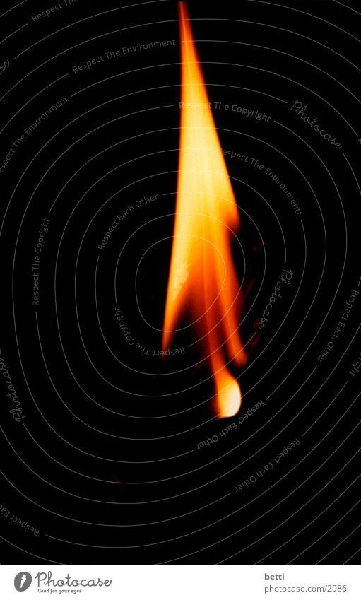 burn Brand brennen Flamme Fototechnik