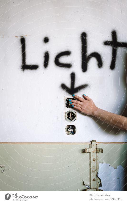Wichtiger Hinweis Häusliches Leben Renovieren Umzug (Wohnungswechsel) einrichten Innenarchitektur Dekoration & Verzierung Raum Handwerker Dienstleistungsgewerbe