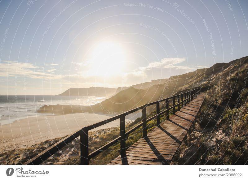 sunny coast... Ferien & Urlaub & Reisen Tourismus Sommerurlaub Sonne Natur Landschaft Sand Himmel Wolken Sonnenaufgang Sonnenuntergang Frühling Schönes Wetter