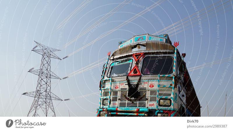 Transport & Energie in Indien Ferien & Urlaub & Reisen Ferne Arbeit & Erwerbstätigkeit Güterverkehr & Logistik Energiewirtschaft Technik & Technologie Umwelt