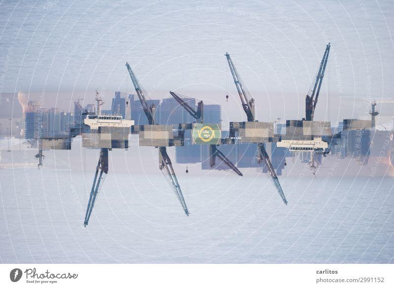Hals über Kopf Abu Dhabi Vereinigte Arabische Emirate Hafen verladen Ware Handel Zoll Briefumschlag kaufen verkaufen Wirtschaft Wachstum