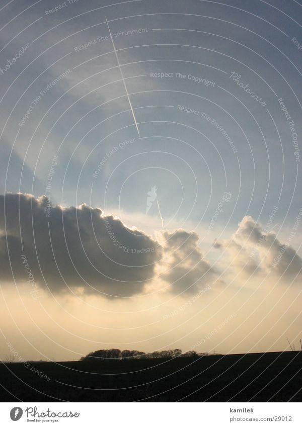 kölnisch sky Himmel Sonne Wolken