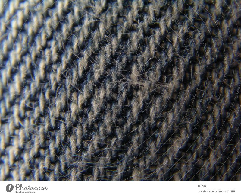 Jeansstoff blau Jeanshose Stoff