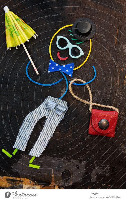 Mit Schirm, Charme und Melone | !!! Mensch Ferien & Urlaub & Reisen Mann Lifestyle Erwachsene Stil Tourismus Ausflug Design maskulin elegant kaufen Sommerurlaub