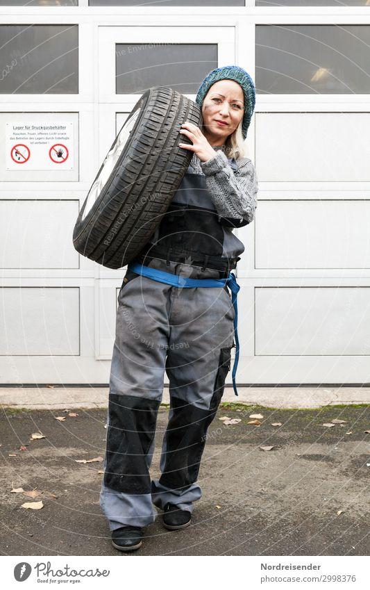 Selbst ist die Frau Arbeit & Erwerbstätigkeit Beruf Handwerker Arbeitsplatz Wirtschaft Güterverkehr & Logistik Dienstleistungsgewerbe Mittelstand Mensch feminin