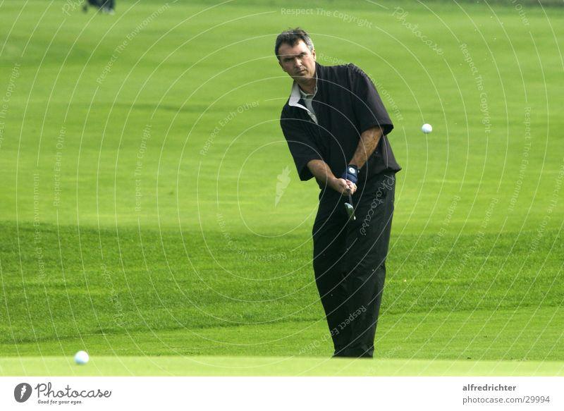 Pitsching Sport Holz Golf Eisen Mikrochip Golfball Golfer Golfturniere